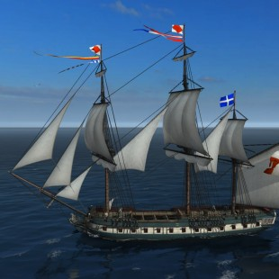 Des images de la Pirate frigate de navalaction