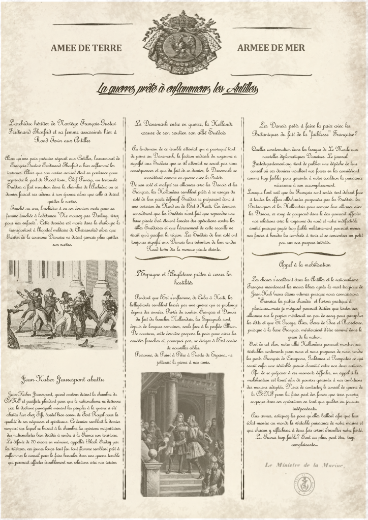 Gazette de guerre