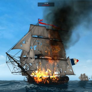 Patch 10.0 de Naval Action